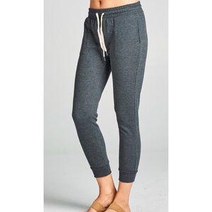 ✨LAST!✨ALANA Charcoal Jogger Pants 🎉HOST PICK!